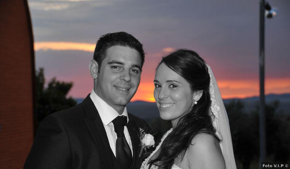 La boda de Jesus y Manuela en Castuera, Badajoz