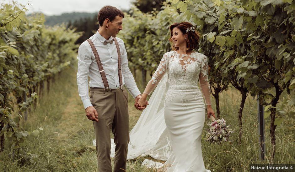 La boda de Etxahun y Ainize en Amurrio, Álava
