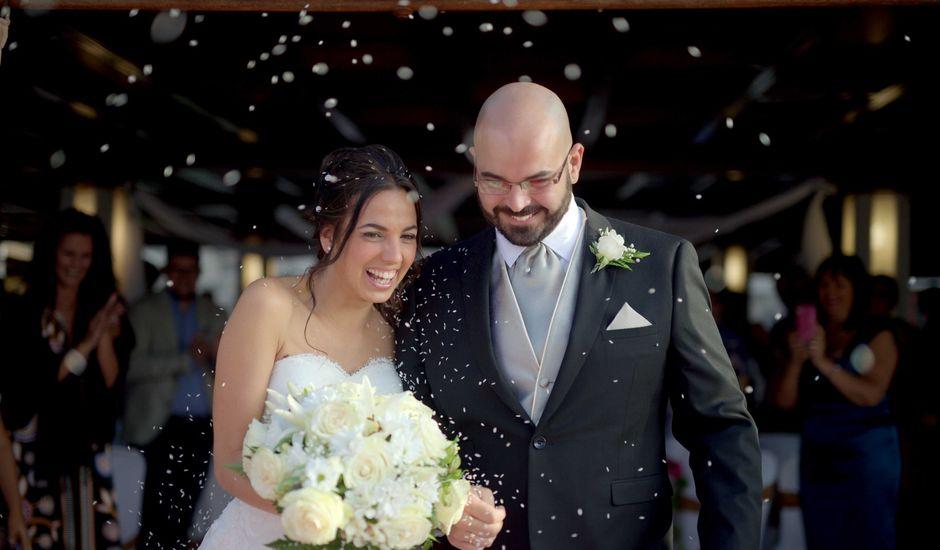 La boda de Álvaro y Sabrina en Las Palmas De Gran Canaria, Las Palmas