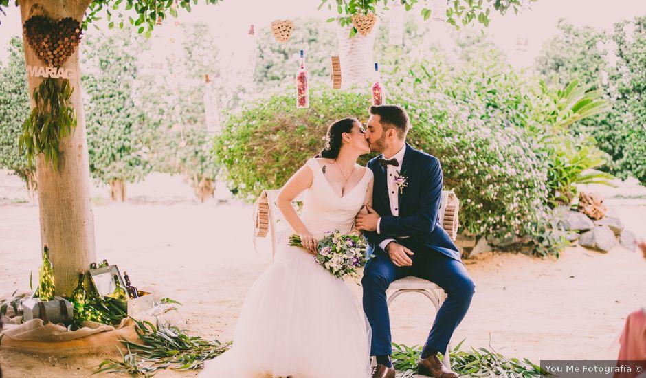 La boda de Ambroise y Dulce en Elx/elche, Alicante