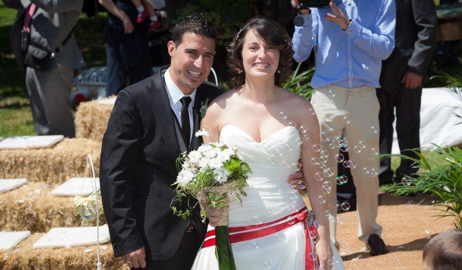 La boda de Patricia y Jorge en Prado (Lalin), Pontevedra