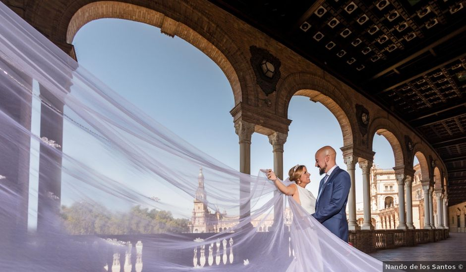 La boda de Javi y Yesenia en Alcala De Guadaira, Sevilla