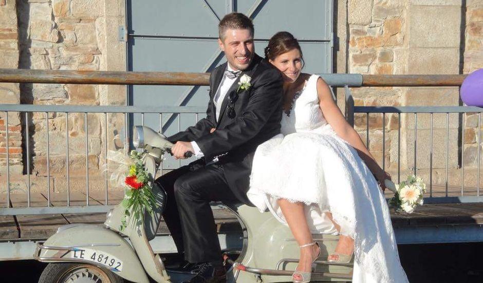 La boda de Fran y Mony en La Bañeza, León