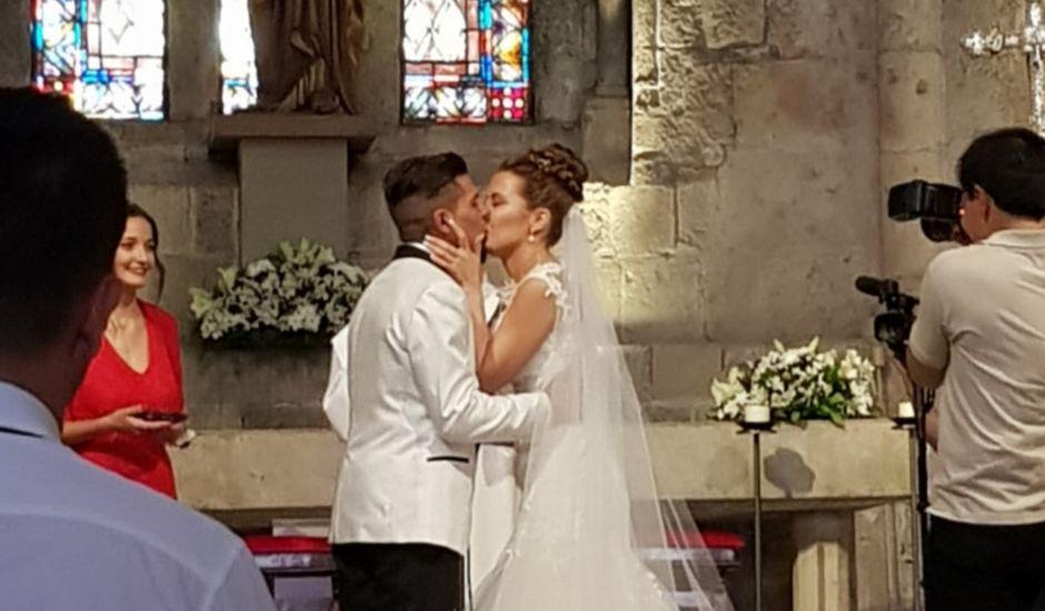 La boda de Alejandro y Jennifer en Sant Cugat Del Valles, Barcelona