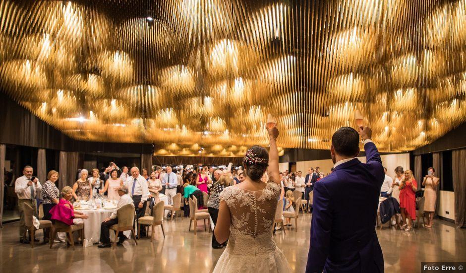 La boda de Dinis y Lucía en Perillo (Sta Leocadia), A Coruña