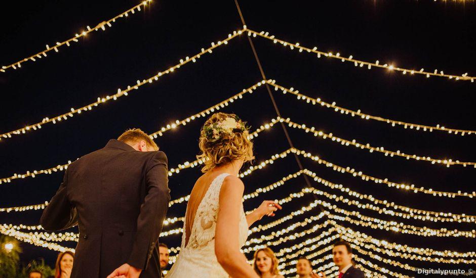 La boda de Juan y Sandra en Lorca, Murcia