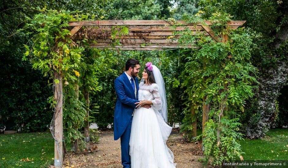 La boda de Antonio y Pilar en San Sebastian De Los Reyes, Madrid