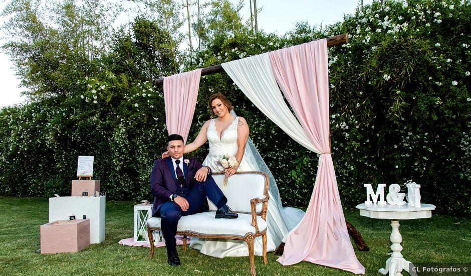 La boda de Nerea y Miguel Angel en Cubas De La Sagra, Madrid