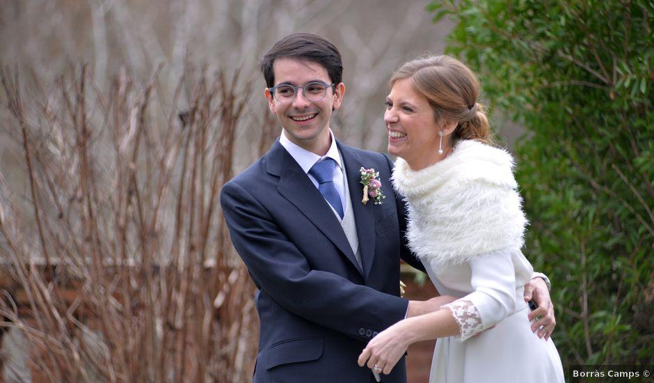 La boda de Silvia y Miguel en Sant Cugat Del Valles, Barcelona