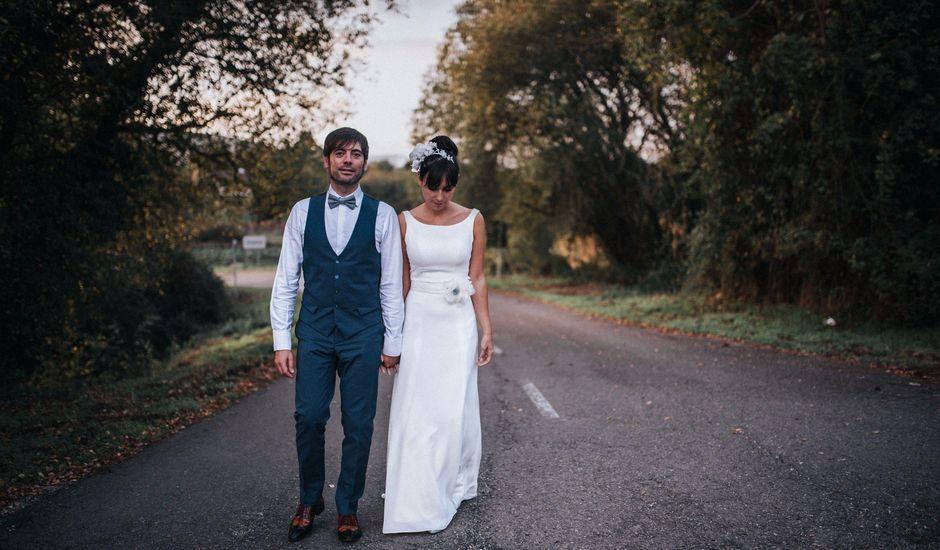 La boda de Jacobo y Zaida en O Carballiño, Orense