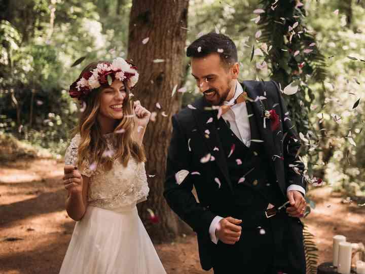 La boda de Jennifer y Jordi