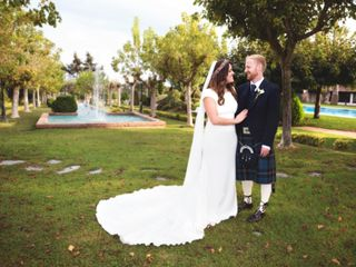 La boda de María y Jason