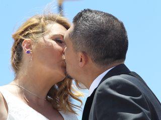 La boda de Ángela  y Zeben