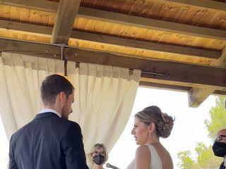 La boda de Jesica  y Toni 1