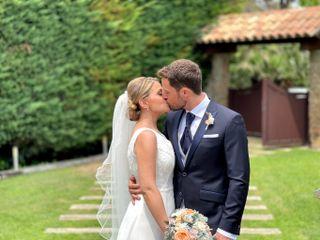 La boda de Jesica  y Toni