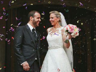 La boda de Andrea  y Javier 2