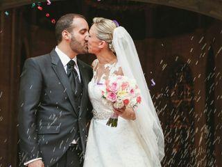 La boda de Andrea  y Javier 3