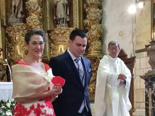 La boda de Miren y Aaron 1