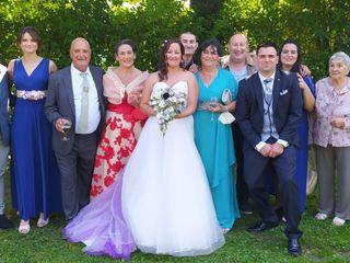 La boda de Miren y Aaron