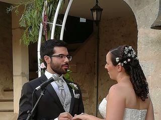 La boda de Joana Maria  y Cristian  1
