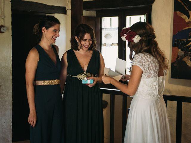 La boda de Jordi y Jennifer en Vilanova De Sau, Barcelona 28