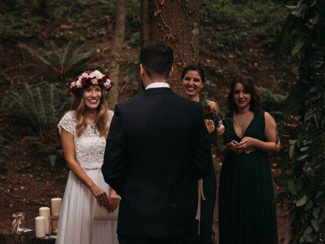 La boda de Jordi y Jennifer en Vilanova De Sau, Barcelona 48