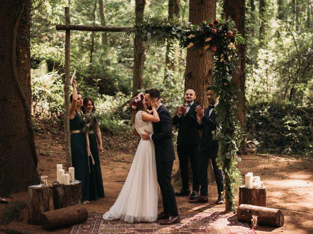 La boda de Jordi y Jennifer en Vilanova De Sau, Barcelona 49