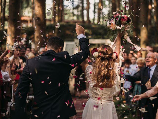 La boda de Jordi y Jennifer en Vilanova De Sau, Barcelona 50
