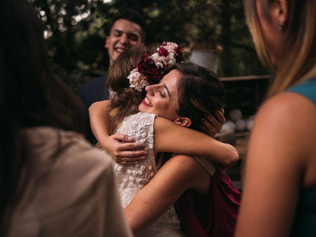 La boda de Jordi y Jennifer en Vilanova De Sau, Barcelona 58