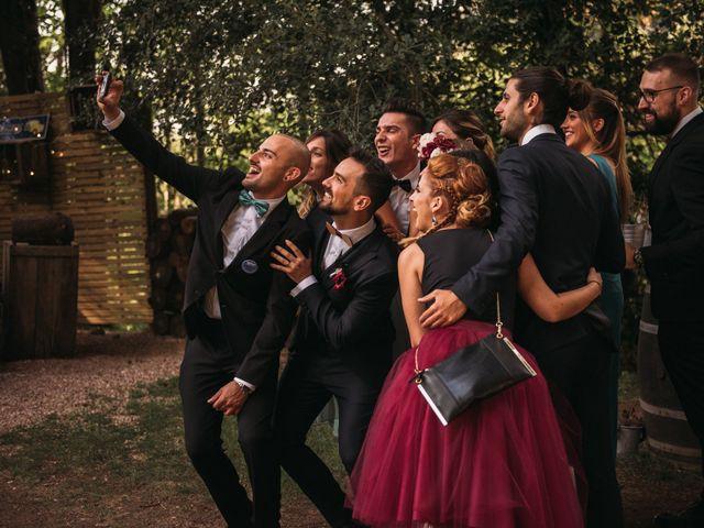 La boda de Jordi y Jennifer en Vilanova De Sau, Barcelona 60