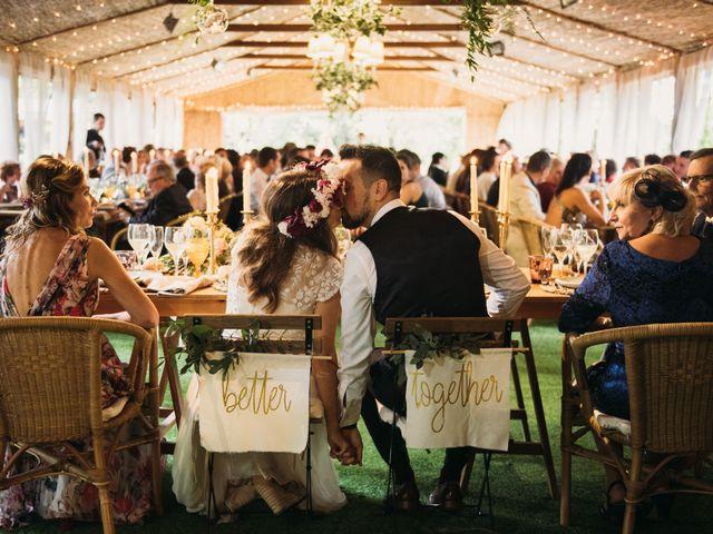 La boda de Jordi y Jennifer en Vilanova De Sau, Barcelona 69