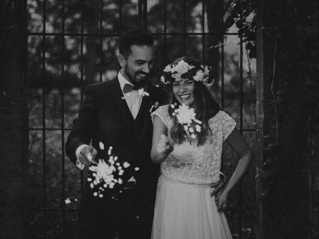 La boda de Jordi y Jennifer en Vilanova De Sau, Barcelona 82
