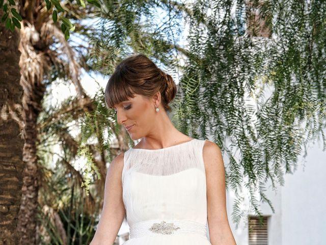 La boda de Vicente y Ana en Elx/elche, Alicante 6