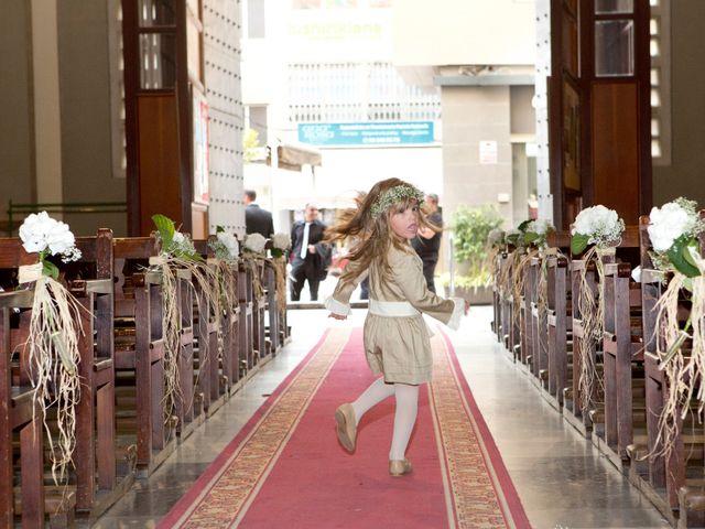 La boda de Vicente y Ana en Elx/elche, Alicante 13