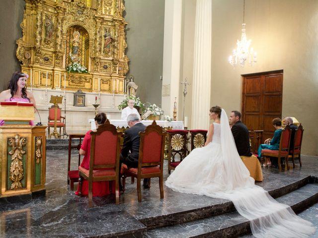 La boda de Vicente y Ana en Elx/elche, Alicante 17