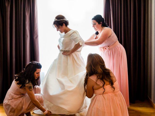 La boda de Manu y Ama en Pontevedra, Pontevedra 17