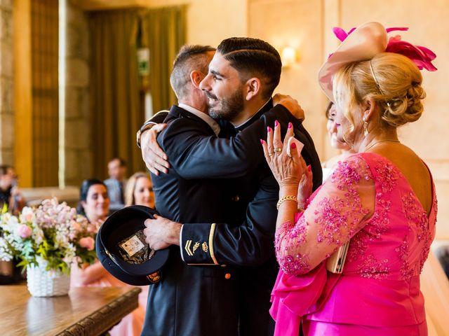 La boda de Manu y Ama en Pontevedra, Pontevedra 35