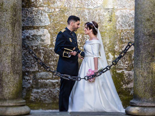 La boda de Manu y Ama en Pontevedra, Pontevedra 43