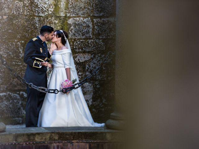 La boda de Manu y Ama en Pontevedra, Pontevedra 44