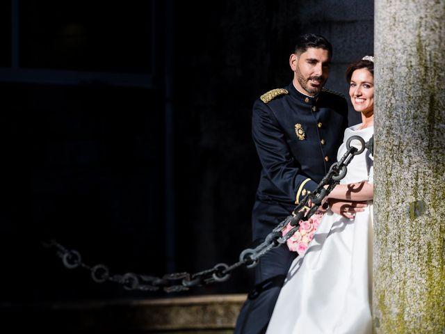 La boda de Manu y Ama en Pontevedra, Pontevedra 45