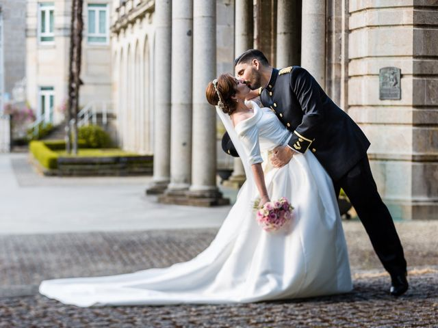 La boda de Manu y Ama en Pontevedra, Pontevedra 47