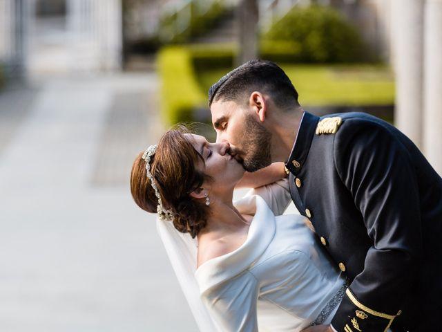 La boda de Manu y Ama en Pontevedra, Pontevedra 1