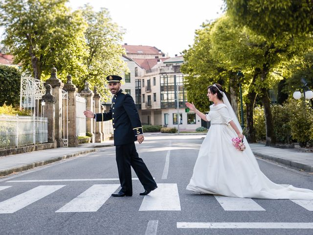 La boda de Manu y Ama en Pontevedra, Pontevedra 49