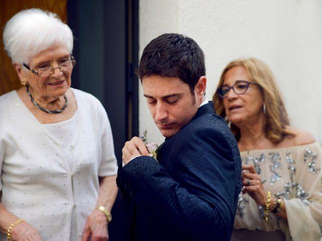 La boda de Àlex y Marta en Blanes, Girona 9