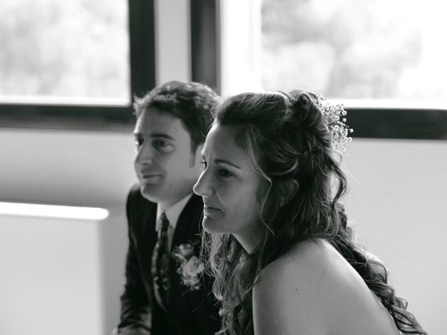 La boda de Àlex y Marta en Blanes, Girona 1