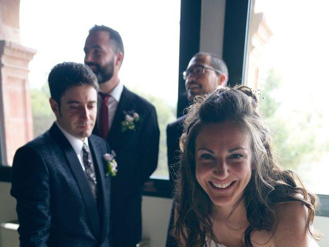 La boda de Àlex y Marta en Blanes, Girona 34