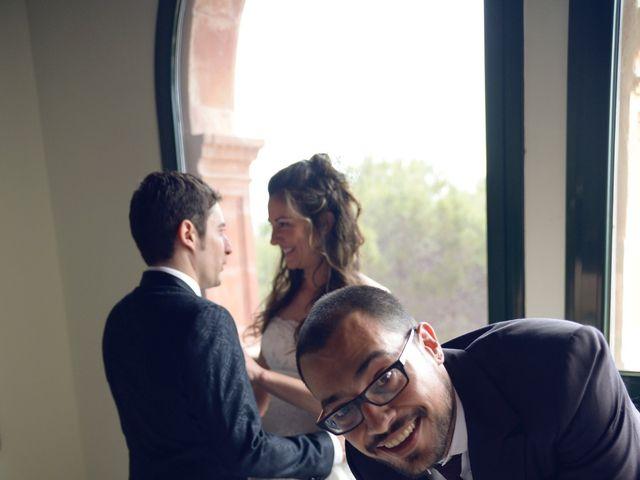 La boda de Àlex y Marta en Blanes, Girona 35