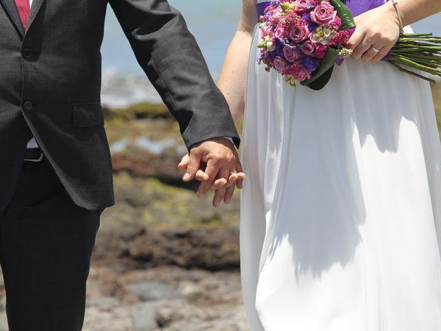 La boda de Zeben y Ángela  en San Miguel De Abona, Santa Cruz de Tenerife 1