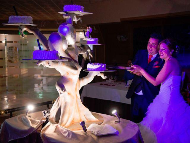 La boda de Álex y Ana en Tavernes De La Valldigna, Valencia 1