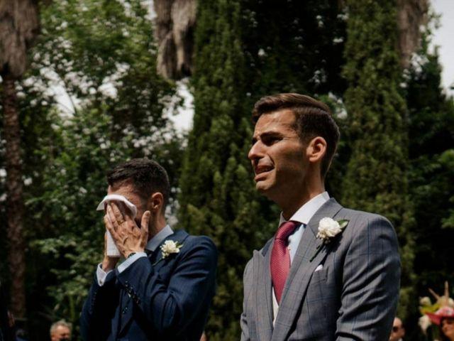 La boda de José y David en Santiponce, Sevilla 5